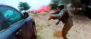 Les djihadistes ont récupéré les caméras individuelles des soldats tués et ont diffusé les images.