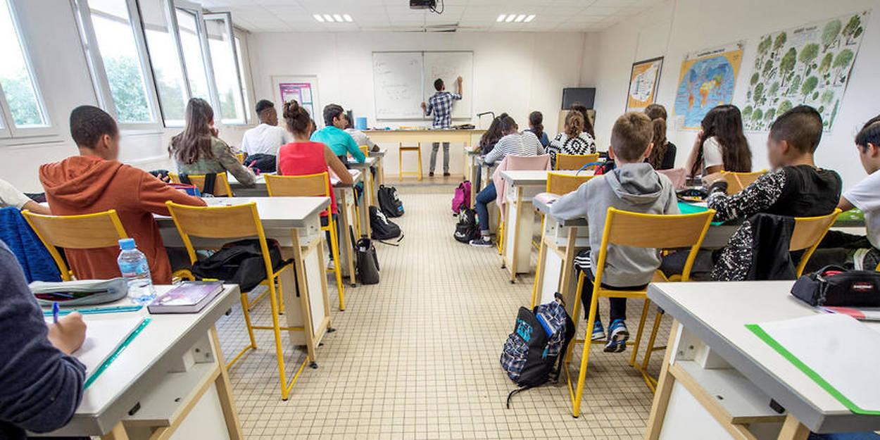 Collège : les élèves affectés selon le revenu des parents ? - Le Point