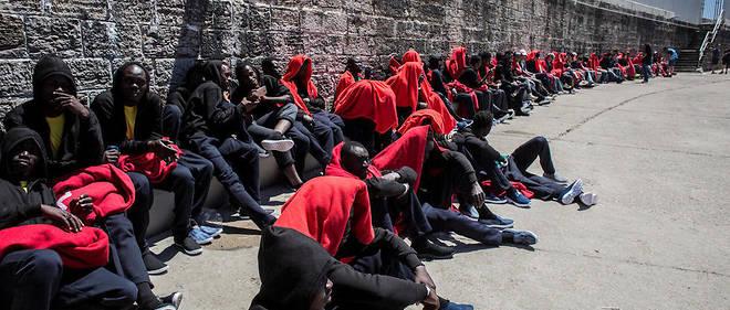 6 000 migrants ont débarqué sur les côtes espagnoles pour le seul mois de juin de cette année.