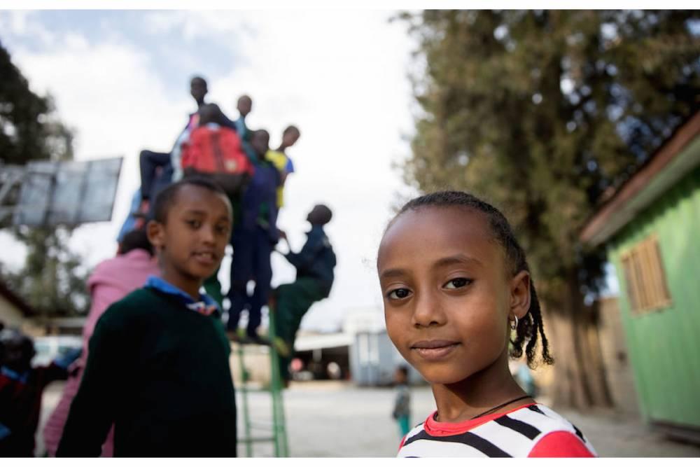 Les défis du nouveau chef du gouvernement sont nombreux, comme l'illustre le chômage de 20 % alors que l'Éthiopie est le deuxième pays le plus peuplé du continent, avec 102 millions d'habitants. ©  AFP/KAY NIETFELD