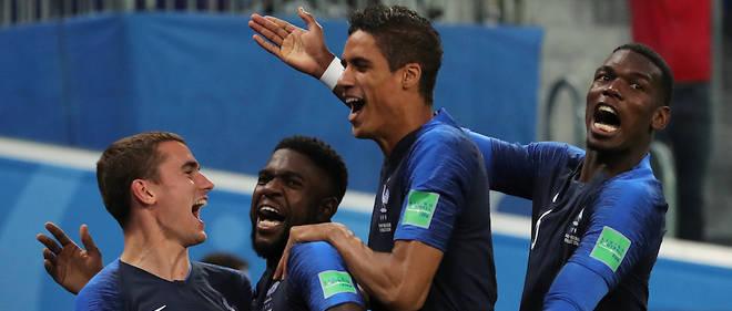 Coupe du monde 2018   destination finale pour les Bleus ! - Le Point 587533590b67