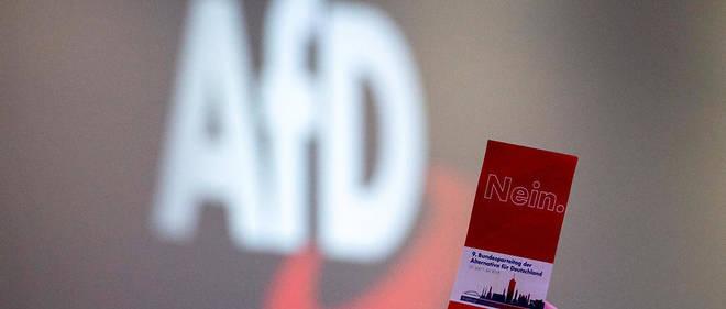 Selon un sondage commandé par Bild, l'AfD est créditée de 17,5 % d'intentions de vote au niveau national, devant le SPD (17 %), mais derrière la CDU (29 %).