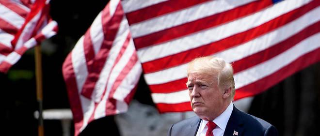 Le président américain Donald Trump remet en question l'ordre mondial d'après-guerre.