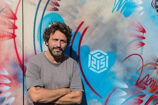 À 44 ans, Christian Guémy (C215) est l'un des street artists les plus en vue de sa génération.