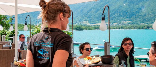 La cuillère à omble propose une cuisine de rêve dans un décor enchanteur.   ©Laurent COUSIN/HAYTHAM-REA