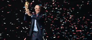 Didier Deschamps, double champion du monde désormais, et ami de la marque Hublot.