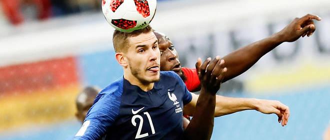 coupe du monde 2018 lucas hernandez le combattant le point