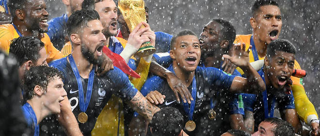Coupe Du Monde 2018 La France Arrache Sa Seconde Etoile Le Point
