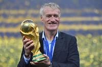 Didier Deschamps a développé sa culture de la gagne en Italie lorsqu'il était joueur de la Juventus.