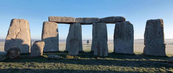 Inscrit au patrimoine mondial de l'Unesco, le site de Stonehengea été érigé entre 2800 et 1100 av. J.-C.