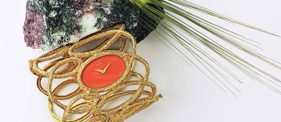<p>La maison de vente Artcurial organise depuis cette ann&#233;e des ventes exclusivement d&#233;di&#233;es &#224; l'horlogerie f&#233;minine.&#160;</p>