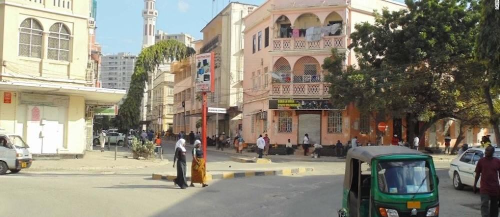 Une rue dans Dar Es Salaam. ©  DR