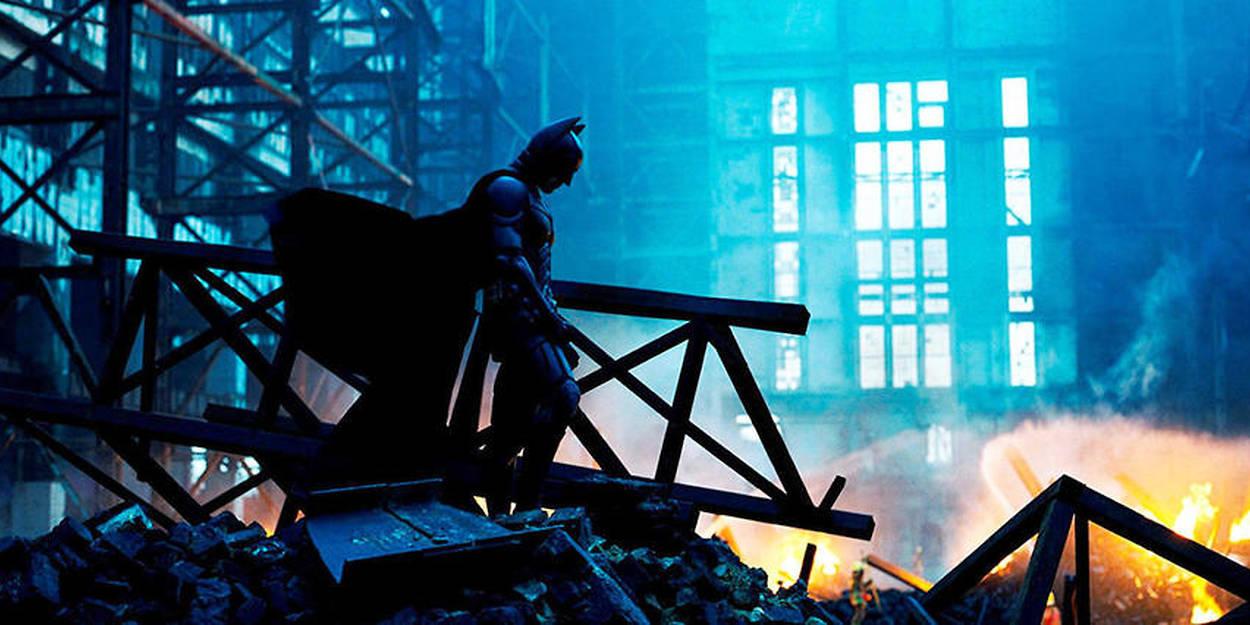 The Dark Knight : 10 ans et pas une ride ! - Le Point