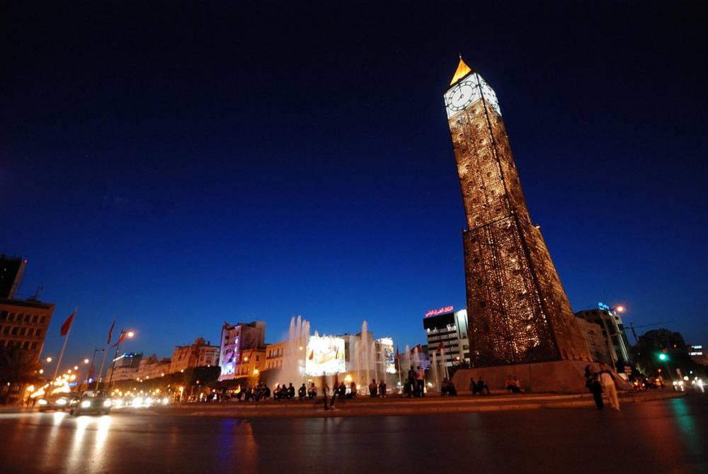La Tour de l'Horloge à Tunis. ©  Angelfire & me / FlickrCC