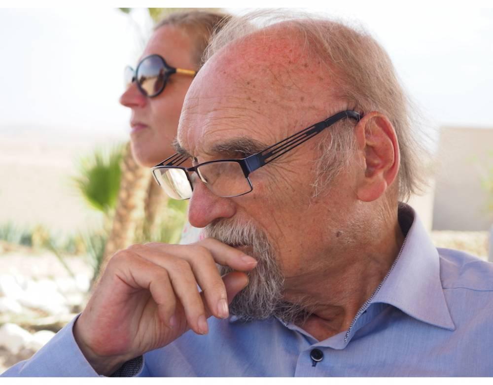 Co-fondateur de Point Afrique voyages, Maurice Freund est un fin connaisseur et amoureux invétéré du Sahara. ©  DR