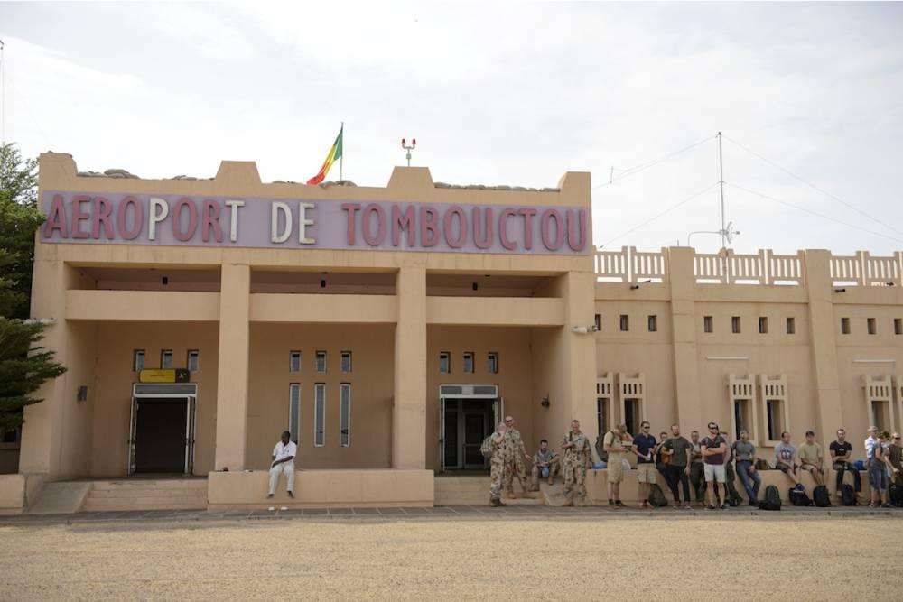 La sécurité sera l'un des enjeux majeurs de l'élection présidentielle au Mali le 29 juillet prochain. ©  AFP/Henry Montgomery