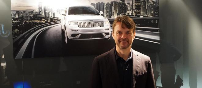 Mike Manley, patron de Jeep, succède à Sergio Marchionne à la tête de FCA Fiat Chrysler