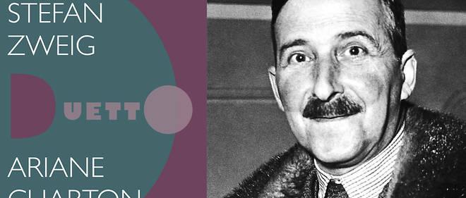 Ariane Charton nous parle de son amour pour l'œuvre de Stefan Zweig.