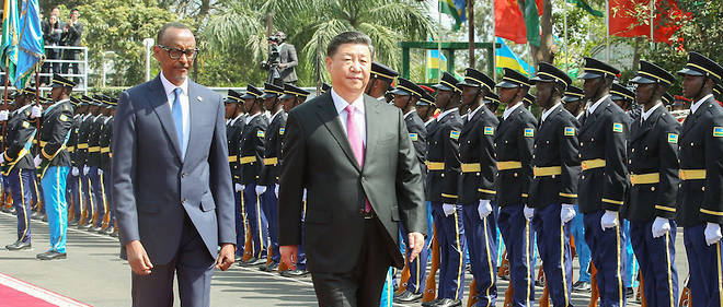 La Chine a d'ores et déjà fourni d'importants financements au continent, suscitant des craintes quant à la capacité des États à gérer leur dette croissante.