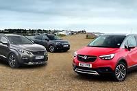 Les SUV de PSA se taillent la part du Lion à la suite du 3008 et de ses dérivés chez Opel et Citroën