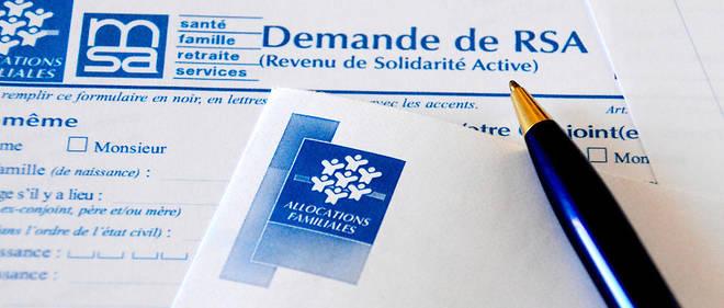 Minima Sociaux Le Nombre De Beneficiaires Grimpe Toujours Le Point