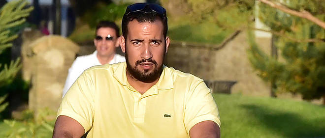 Bruno Roger-Petit avait annoncé le 19 juillet dernier qu'Alexandre Benalla avait été mis à pied avec retenue sur salaire.