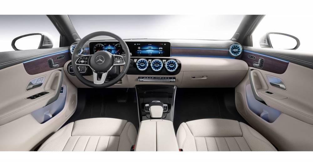 Mercedes-Benz A-Klasse Limousine, V177, 2018 © Daimler AG - Global Communications Mercedes-Benz Cars Daimler AG - Global Communications Mercedes-Benz Cars / MediaPortal Daimler AG / Daimler