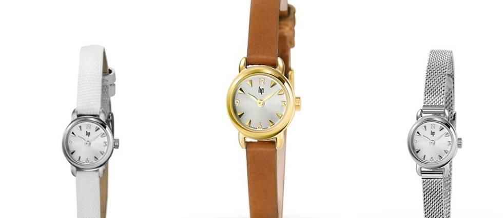 <p>La montre Henriette se met à l'heure milanaise.</p>