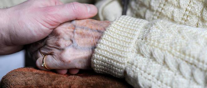 Plus de 850 000personnes sont atteintes d'Alzheimer en France.