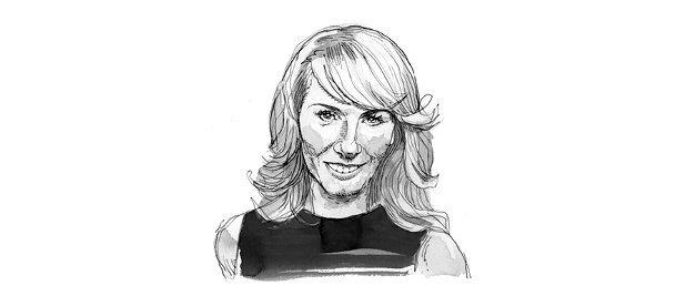 Auteur de «Lapins et merveilles. 18mois ferme avec Alain Juppé» (Flammarion, 2016), elle croque avec mordant les politiques dans «Divine comédie» (Flammarion, 2017).