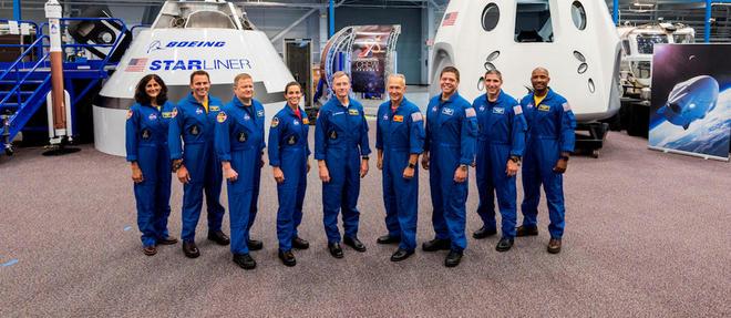 La Nasa a signe pour six missions devant envoyer plusieurs astronautes vers la Station spatiale internationale.