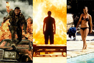 « Mad Max Fury Road »,« Sunshine », « La Piscine »... Sélection de films où il fait chaud, très chaud.