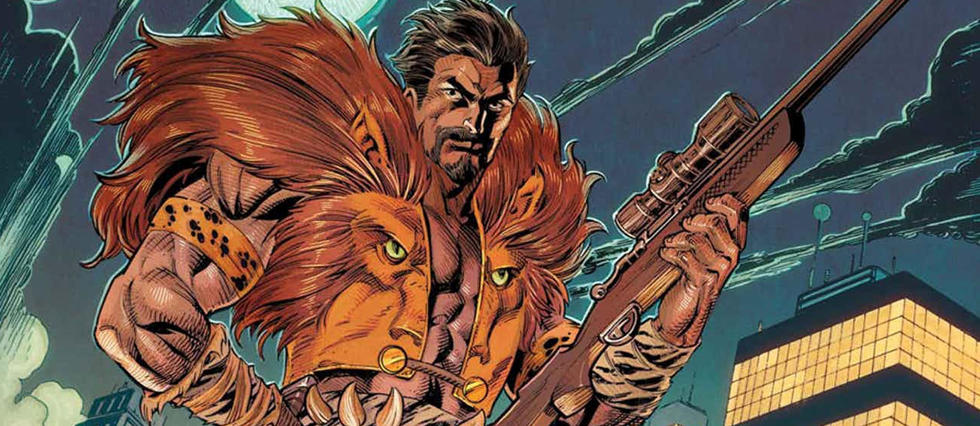 <p>Kraven le chasseur, ennemi de Spider-Man, aura droit à son propre film.</p>