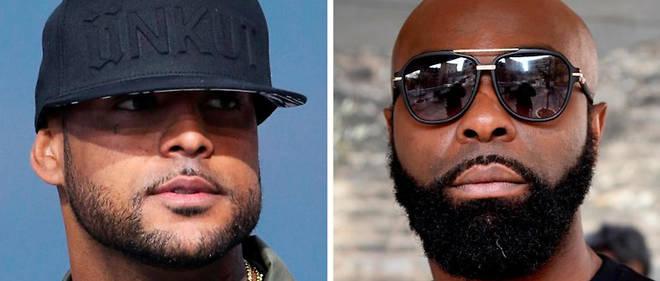 Les deux hommes sont les frères ennemis du rap français après avoir été proches pendant des années.