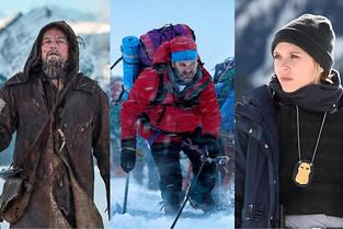 The Revenant, Everest, Wind River... quelques films pour se rafraîchir les idées en pleine canicule.