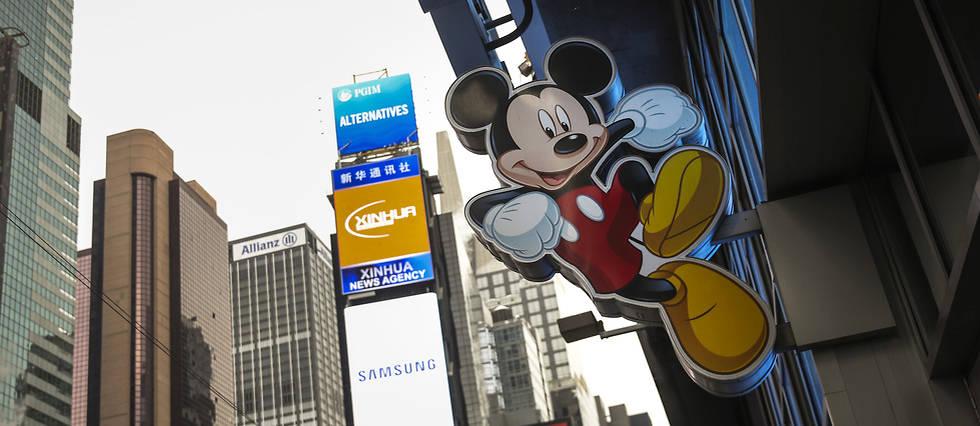 <p>Disney pourra-t-il concurrencer Netflix ?</p>