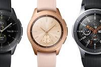 Une nouvelle montre connectée proposée en deux diamètres, 42 et 46 mm.