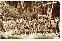 Tribu Wari d'Amazonie
