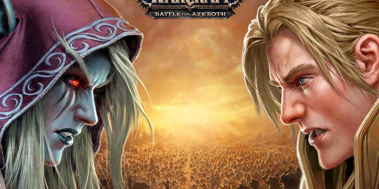 Battle for Azeroth : le vrai renouvellement de World of