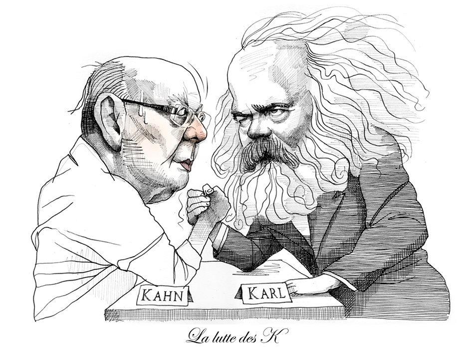 Jean-François Kahn - La grande erreur de Karl Marx