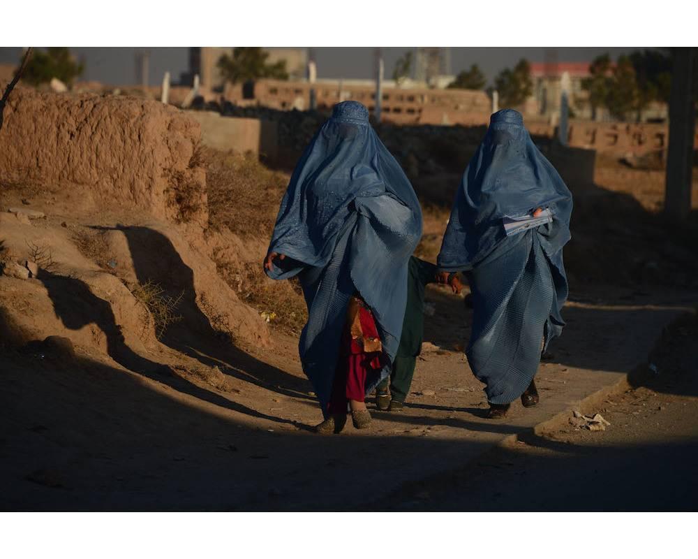AFGHANISTAN-SOCIETY ©  AREF KARIMI / AFP