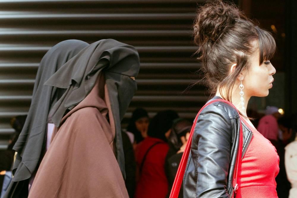 FRANCE-ISLAM-RELIGION-UOIF ©  JOEL SAGET / AFP