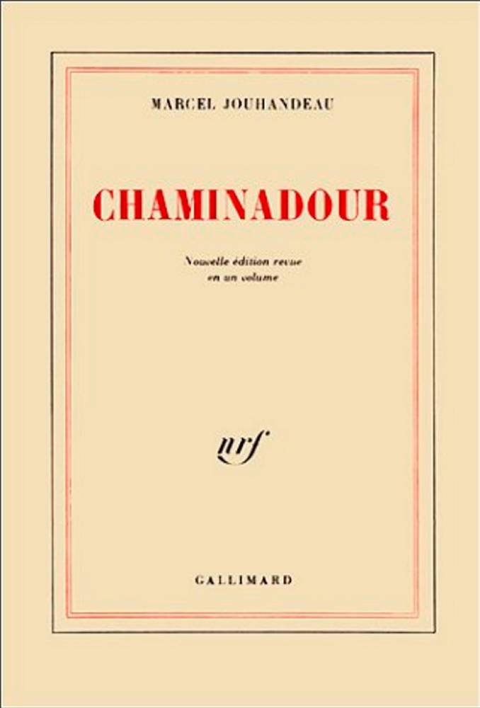 Marcel Jouhandeau ©  Gallimard