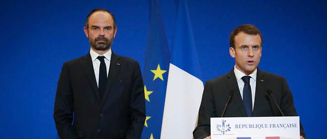 Emmanuel Macron et son Premier ministre, Édouard Philippe, vont devoir décider s'ils donnent un tour de vis budgétaire pour tenir leurs objectifs de réduction du déficit public.