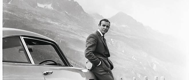 Aston Martin et James Bond, une histoire toujours recommencée