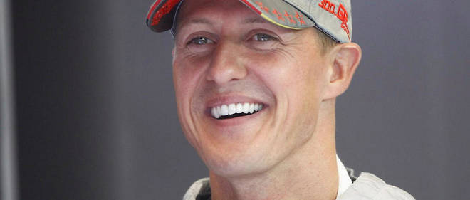 Michael Schumacher en 2012.
