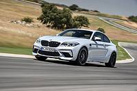 BMW M2 COMPETITION ©Uwe Fischer