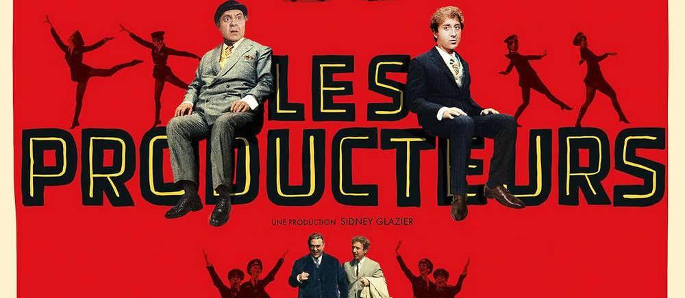 Les Producteurs, premiere comedie de Mel Brooks est l'une des meilleures, si ce n'est la meilleure, de sa filmographie