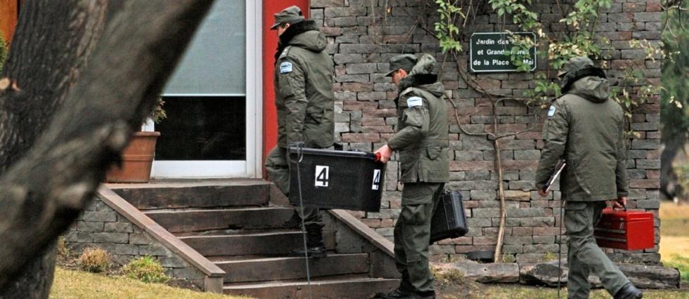 Argentine Suite De La Perquisition Dans Une Propriete De Cristina Kirchner Le Point