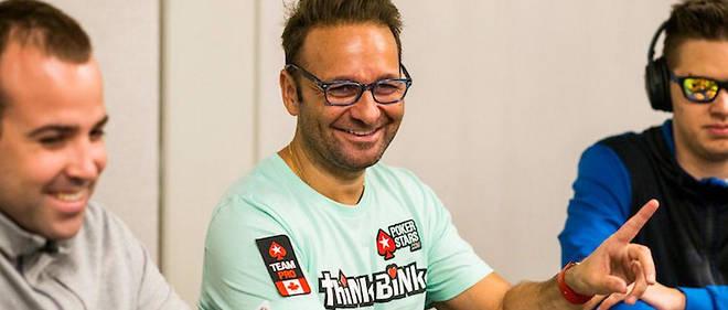 Daniel Negreanu, l'homme aux 40 millions de dollars de gains.